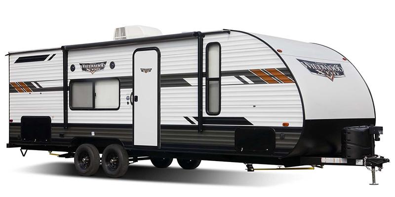 Wildwood X-Lite West 191SSXL at Prosser's Premium RV Outlet