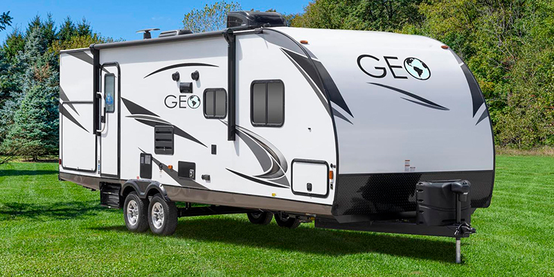 Geo LE 25BHS at Prosser's Premium RV Outlet