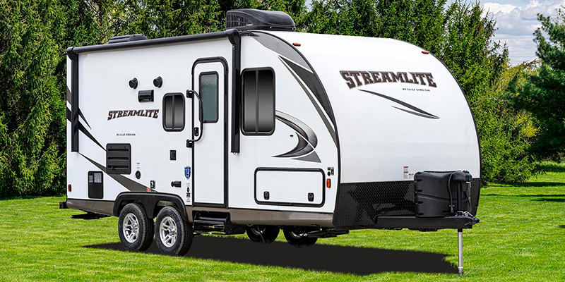 Streamlite LE 28CRB at Prosser's Premium RV Outlet
