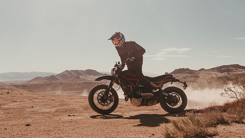 2021 Ducati Scrambler® Desert Sled Fasthouse at Eurosport Cycle