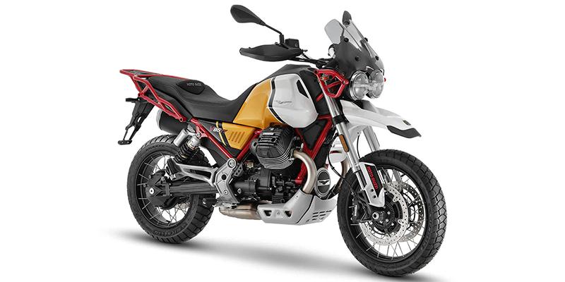2021 Moto Guzzi V85 TT Adventure E5 at Aces Motorcycles - Fort Collins