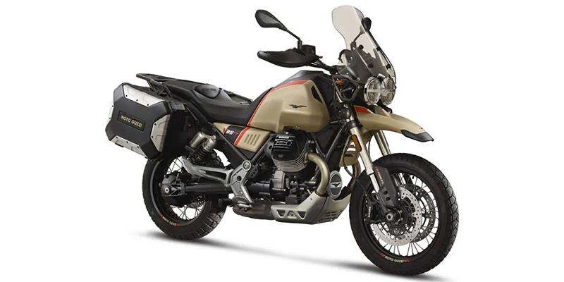 2021 Moto Guzzi V85 TT Travel E5 at Sloans Motorcycle ATV, Murfreesboro, TN, 37129