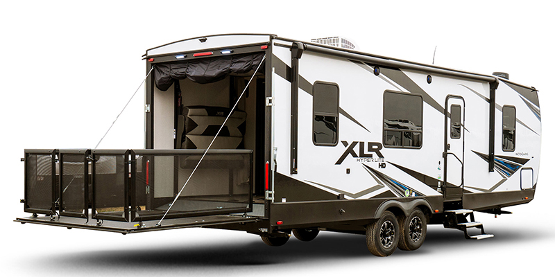 XLR Hyper Lite HD 2513 at Prosser's Premium RV Outlet