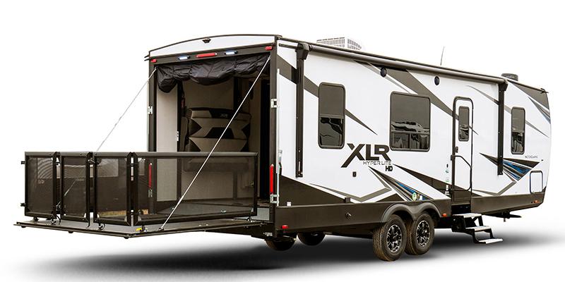 XLR Hyper Lite HD 3412 at Prosser's Premium RV Outlet