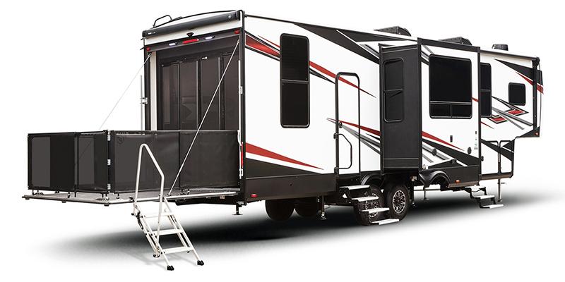 XLR Nitro 384 at Prosser's Premium RV Outlet