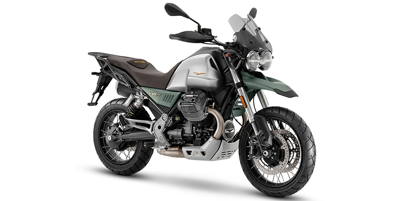 2021 Moto Guzzi V85 TT Centenario E5 at Aces Motorcycles - Fort Collins