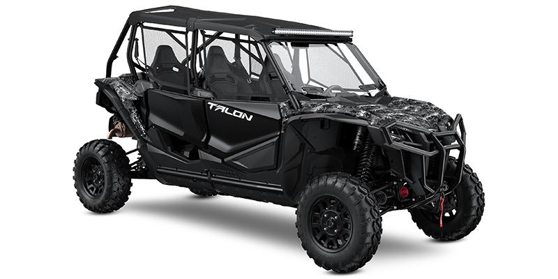 2021 Honda Talon 1000X-4 Special Edition at Kent Motorsports, New Braunfels, TX 78130