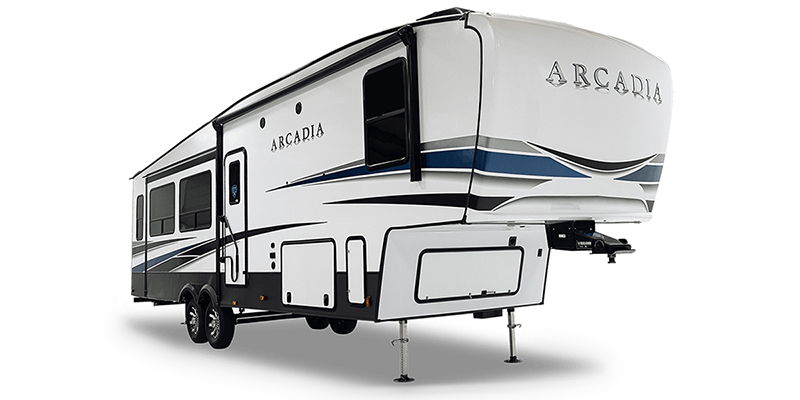 Arcadia Half-Ton 3250RL at Prosser's Premium RV Outlet