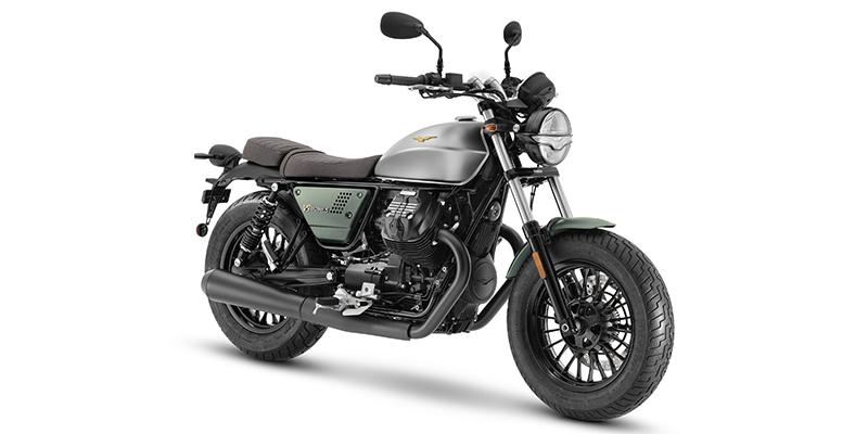 2021 Moto Guzzi V9 Bobber Centenario E5 at Aces Motorcycles - Fort Collins