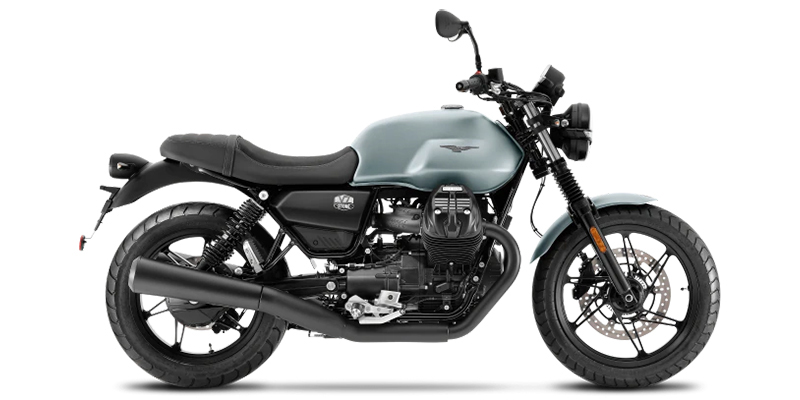 2021 Moto Guzzi V7 Stone E5 at Aces Motorcycles - Fort Collins