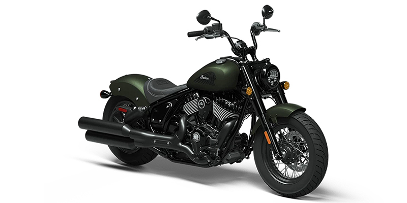 Chief Bobber Dark Horse® at Brenny's Motorcycle Clinic, Bettendorf, IA 52722