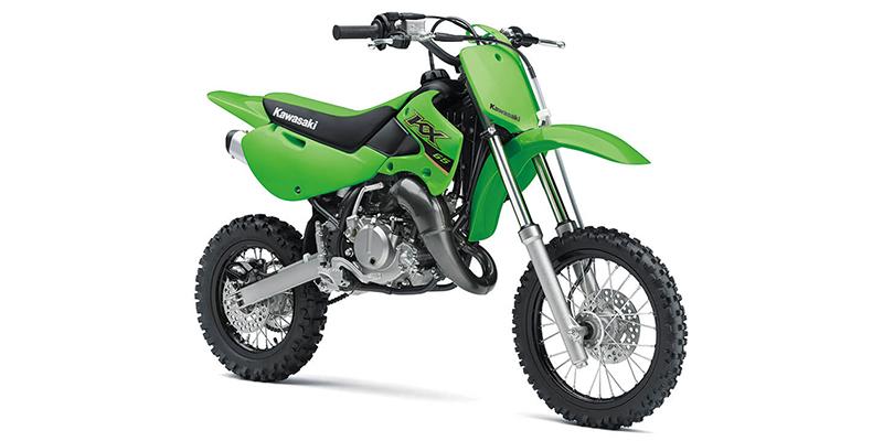 2022 Kawasaki KX 65 at Dale's Fun Center, Victoria, TX 77904
