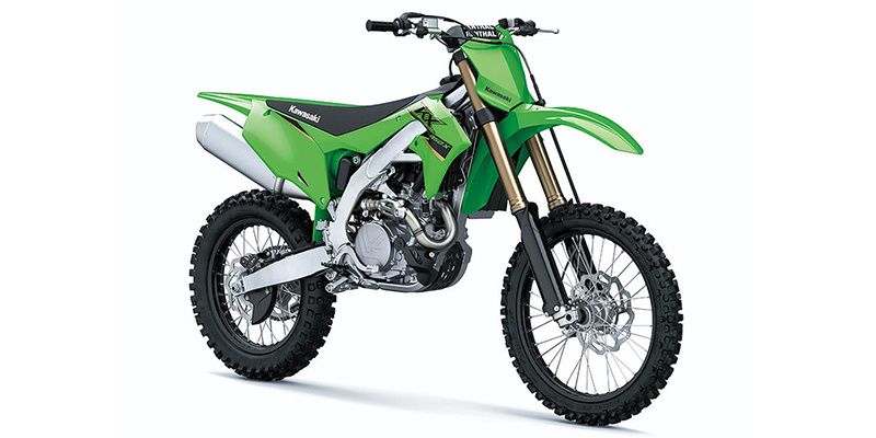 2022 Kawasaki KX 450X at Dale's Fun Center, Victoria, TX 77904