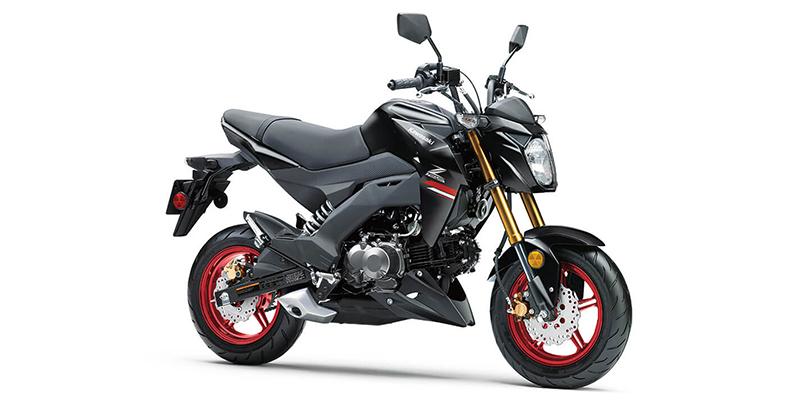 2022 Kawasaki Z125 PRO Base at Martin Moto