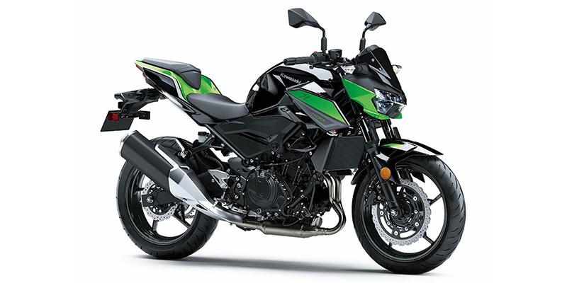2022 Kawasaki Z400 ABS ABS at Martin Moto