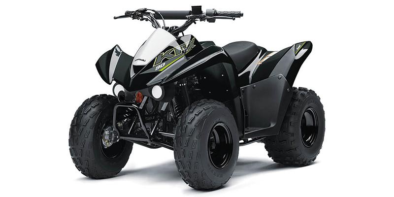 2022 Kawasaki KFX 90 at Powersports St. Augustine