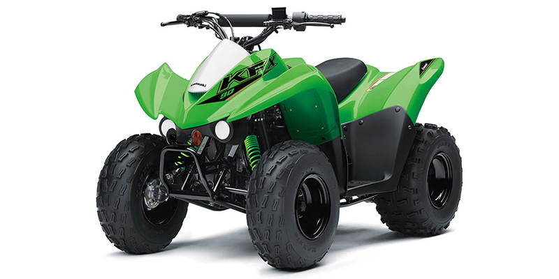 2022 Kawasaki KFX 90 at Dale's Fun Center, Victoria, TX 77904