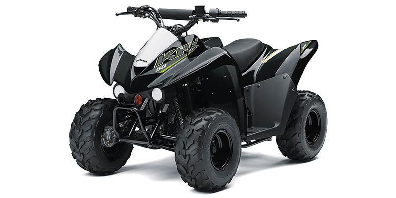 2022 Kawasaki KFX 50 at Powersports St. Augustine