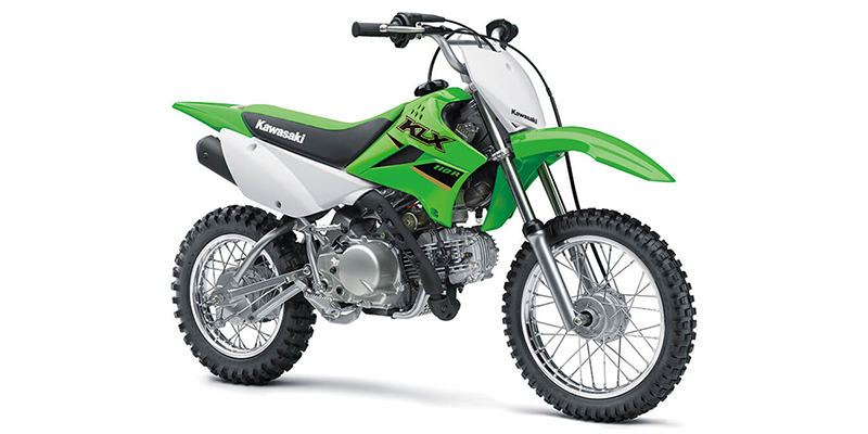 2022 Kawasaki KLX110R 110R at Martin Moto