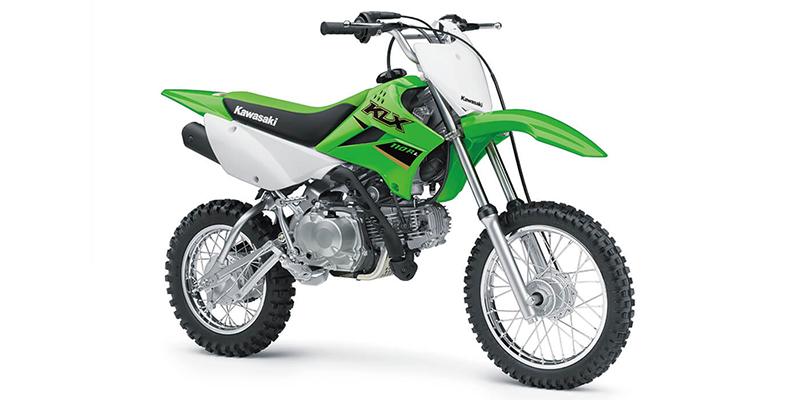 2022 Kawasaki KLX 110R L at Dale's Fun Center, Victoria, TX 77904