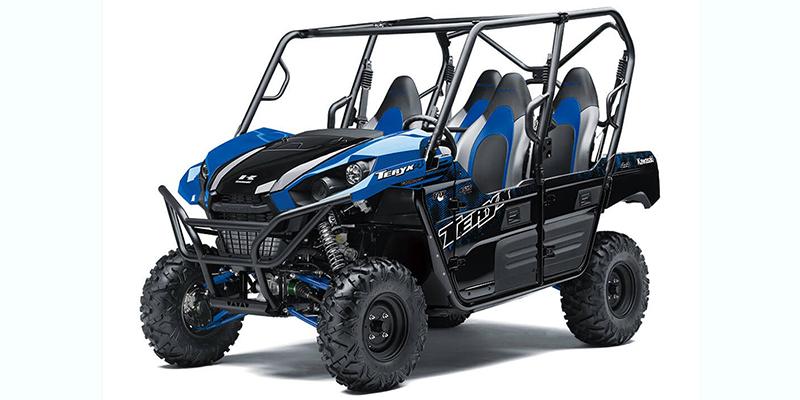 2022 Kawasaki Teryx4 Base at Dale's Fun Center, Victoria, TX 77904