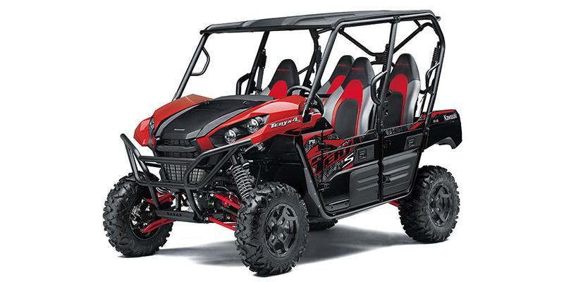 2022 Kawasaki Teryx4 S LE at Dale's Fun Center, Victoria, TX 77904