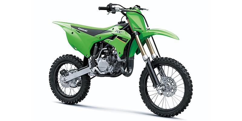 2022 Kawasaki KX 112 at Dale's Fun Center, Victoria, TX 77904