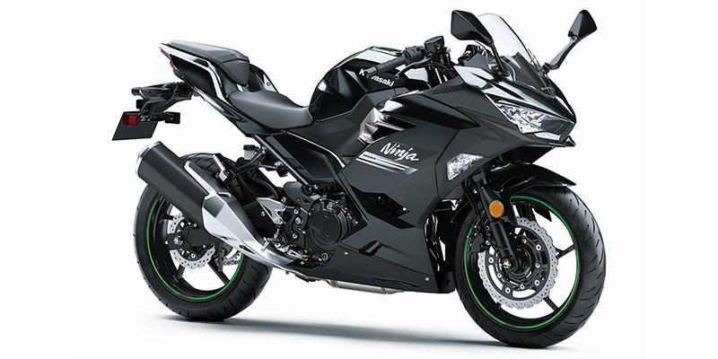 2022 Kawasaki Ninja 400 ABS at Dale's Fun Center, Victoria, TX 77904