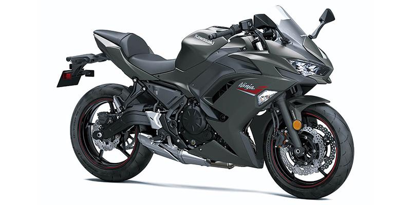 2022 Kawasaki Ninja 650 Base at Powersports St. Augustine