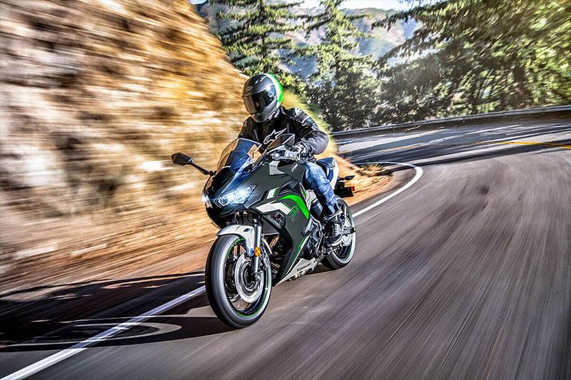 2022 Kawasaki Ninja 650 ABS at Dale's Fun Center, Victoria, TX 77904