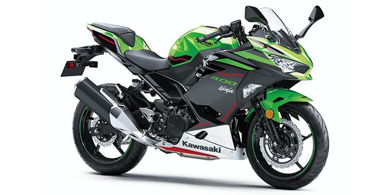 2022 Kawasaki Ninja 400 ABS KRT Edition at Dale's Fun Center, Victoria, TX 77904