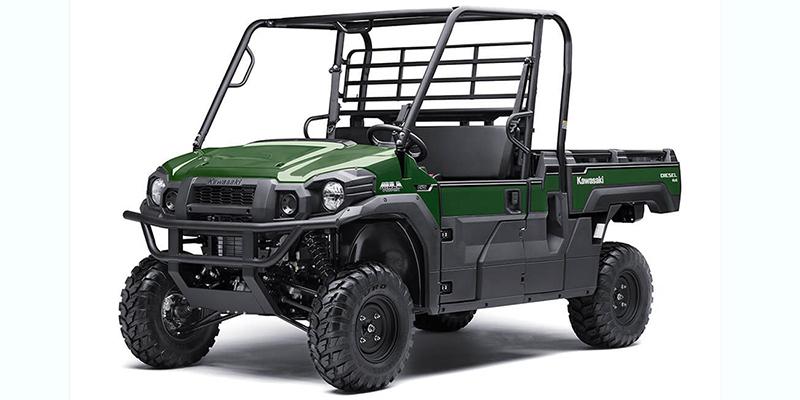 2022 Kawasaki Mule PRO-DX EPS Diesel EPS at Martin Moto