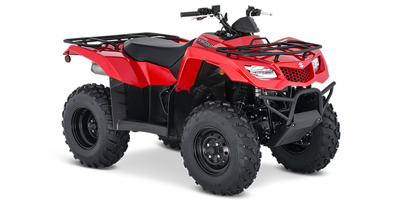 2022 Suzuki KingQuad 400 ASi at Sloans Motorcycle ATV, Murfreesboro, TN, 37129