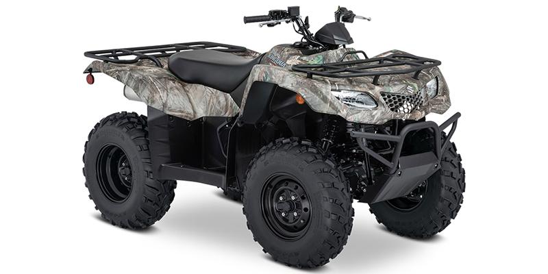 2022 Suzuki KingQuad 400 ASi Camo at Sloans Motorcycle ATV, Murfreesboro, TN, 37129