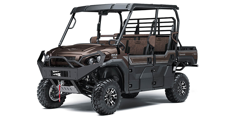 2022 Kawasaki Mule PRO-FXT Ranch Edition Platinum at Dale's Fun Center, Victoria, TX 77904
