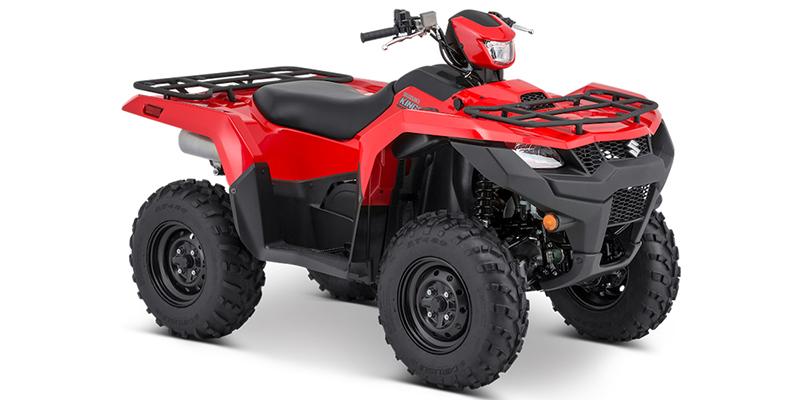 2022 Suzuki KingQuad 500 AXi at Sloans Motorcycle ATV, Murfreesboro, TN, 37129