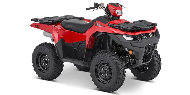 2022 Suzuki KingQuad 500 AXi Power Steering at Sloans Motorcycle ATV, Murfreesboro, TN, 37129