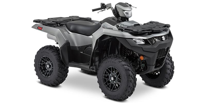2022 Suzuki KingQuad 500 AXi Power Steering SE+ at Sloans Motorcycle ATV, Murfreesboro, TN, 37129