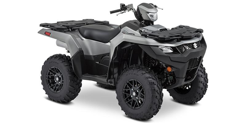 2022 Suzuki KingQuad 750 AXi Power Steering SE+ at Sloans Motorcycle ATV, Murfreesboro, TN, 37129