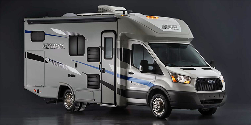 Cross Trail Transit 21XG at Prosser's Premium RV Outlet