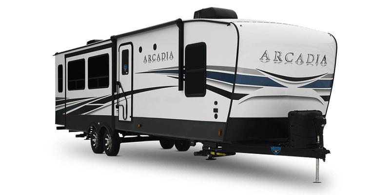 Arcadia 370RL at Prosser's Premium RV Outlet