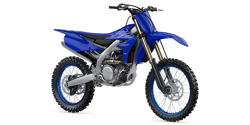 2022 Yamaha YZ450F 450F at Martin Moto