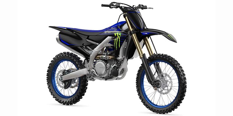 2022 Yamaha YZ 450F Monster Energy Yamaha Racing Edition at Sloans Motorcycle ATV, Murfreesboro, TN, 37129
