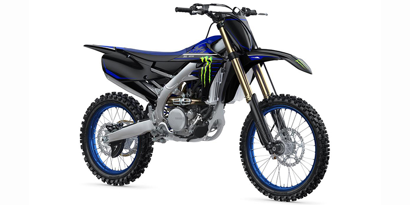 2022 Yamaha YZ 250F Monster Energy Yamaha Racing Edition at Sloans Motorcycle ATV, Murfreesboro, TN, 37129