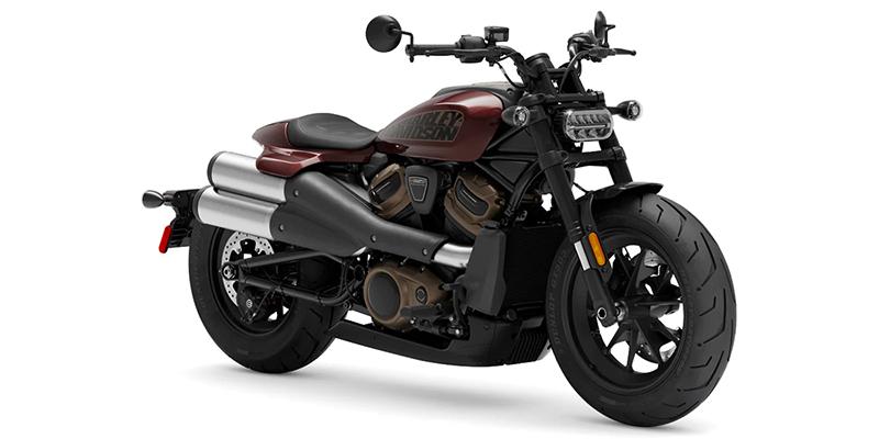 Sportster® S at Lima Harley-Davidson