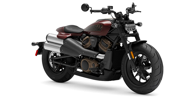 Sportster® S at Bud's Harley-Davidson