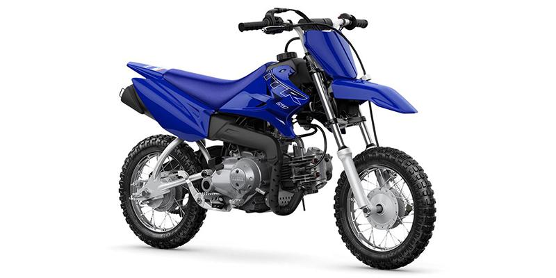 2022 Yamaha TT-R50E 50E at Martin Moto