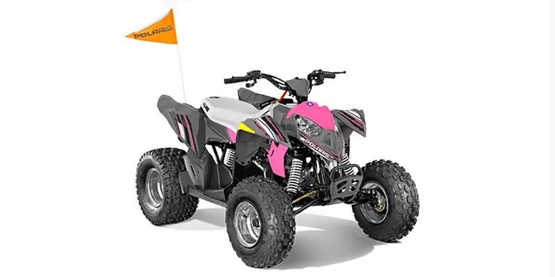 2022 Polaris Outlaw 110 EFI at Sloans Motorcycle ATV, Murfreesboro, TN, 37129
