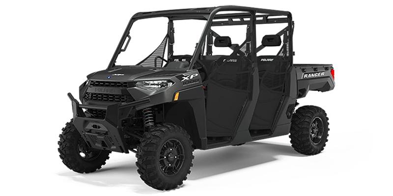 2022 Polaris Ranger Crew XP 1000 Premium at Sloans Motorcycle ATV, Murfreesboro, TN, 37129