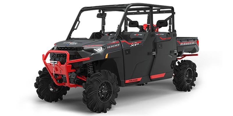 2022 Polaris Ranger Crew XP 1000 High Lifter Edition at Sloans Motorcycle ATV, Murfreesboro, TN, 37129